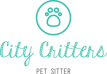 City Critters Pet Sitter logo